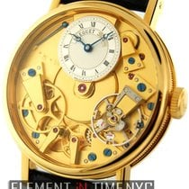 Breguet Classique La Tradition 37mm 18k Yellow Gold