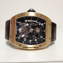 Richard Mille RM002 V2 Tourbillon Rose Gold