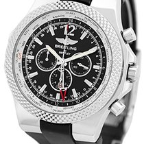 "Breitling ""Bentley Motors GMT Chronograph"" Strapwatch."