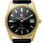 Rado 1960s Golden Horse Gold Pated Swiss Automatic Watch J729