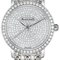 Blancpain Villeret Ultra Slim Ladies Automatic 29mm 6102-1963-96a