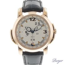 Ulysse Nardin GMT Perpetual Rose Gold Limited Edition