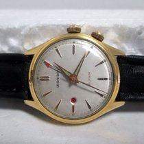 Leonidas Heuer-Leonidas 36mm Vintage Alarm, Just Serviced