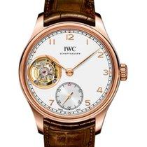 IWC Schaffhausen IW546302 Portugieser Tourbillon Hand-Wound...