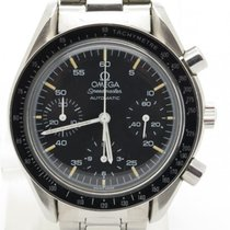Omega Speedmaster Men's Automatic Watch Black Dial 39mm