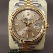 Rolex Datejust steel/gold Jubilee / 41mm