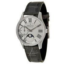 ゼニス (Zenith) Women's Heritage Ultra Thin Lady Moonphase Watch