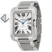 Cartier Tank Anglaise Big Size  Steel - W5310008