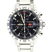 Chopard Mille Miglia all steel GMT Chrono