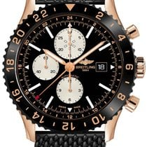 Breitling Chronoliner Red Gold