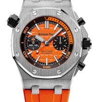 Audemars Piguet Royal Oak Offshore Orange Diver 42MM