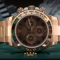 ロレックス (Rolex) Daytona Rose Gold, Everose, New, Italian...