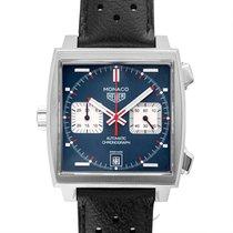 タグ・ホイヤー (TAG Heuer) Calibre 11 Automatic Chronograph Blue...
