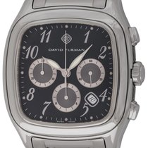 David Yurman : Thoroughbred Chronomat :  T305-CST :  Stainless...