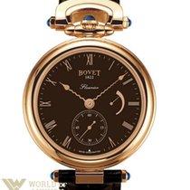 Bovet Fleurier 18k Rose Gold Men's Watch