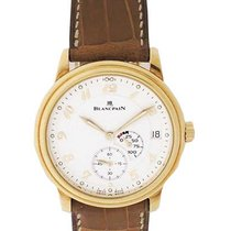 Blancpain 1106-1418-55 Villeret Ultra-Slim Power Reserve in...