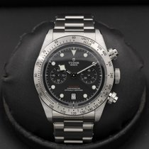 Tudor Black Bay Chronograph 79350 Stainless Steel