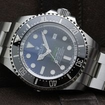 Ρολεξ (Rolex) Deepsea Sea-Dweller Blue Ref. 116660