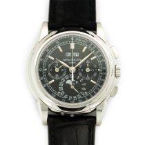 Patek Philippe Platinum Perpetual Calendar Chrono Watch Ref....