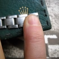 Rolex 1960/70 EXPANSION ELASTIC FOLDED RIVETED
