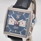 TAG Heuer Monaco Calibre 12 Chronograph NEU Box & Papiere