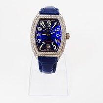 Franck Muller CONQUISTADOR factory diamonds 8005 SCD No24