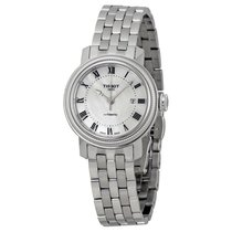 Tissot Ladies T0970071111300 Bridgeport Automatic Watch