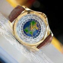Patek Philippe World Time Yellow Gold Watch
