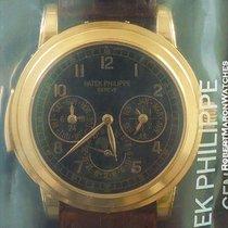 Patek Philippe 5074 R Perpetual Calendar Minute Repeater 18k...