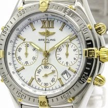 ブライトリング (Breitling) Polished Breitling Chrono Jetstream Mop...
