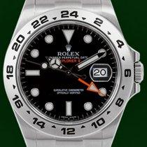 Rolex Explorer II 42mm Black Dial 216570 Box&Papers