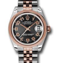Rolex Unworn 178241 DateJust Two-Tone - Domed Bezel - Jubilee...