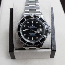 Rolex Vintage  Submariner 16800  Original Unpolished Condition