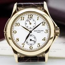 Patek Philippe 5134J-001 Travel Time 18K Yellow Gold Manual...