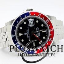 Rolex Gmt Master II 16710 Ser. U 1998 Jubilee  3545