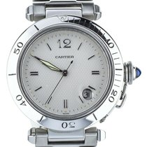 Cartier Pasha Seatimer 38mm Automatic On Bracelet