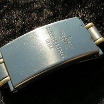 Breitling Faltschliesse 18mm In Titan Gold 18mm Buckle I076