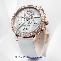 Blancpain Women Chronographe Flyback Grande Date 3626-2954-58A