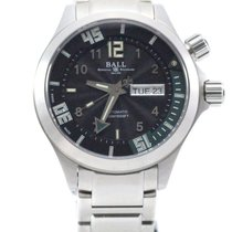 Ball Engineer MasterII Diver 42mm Black Dial NEW