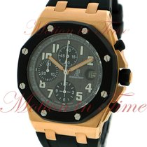 Audemars Piguet Royal Oak Offshore Chronograph Rubberclad,...