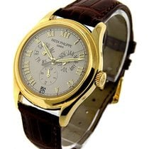 Patek Philippe 5035J 5035J - Annual Calendar in Yellow Gold -...