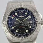Breitling Superocean M 2000 #K2755 Box, Stahlband, Top Zustand