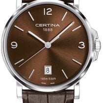 Certina DS Caimano Herrenuhr C017.410.16.297.00