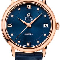 Omega De Ville Prestige Co-Axial 32.7 424.53.33.20.53.001
