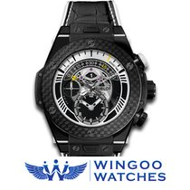 Hublot - Hublot Big Bang Unico Bi-Retrograde Juventus Ref....