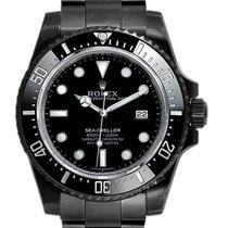 Rolex Sea-Dweller 4000 116600 DLC-PVD