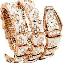 宝格丽 (Bulgari) Serpenti Jewelery Scaglie 26mm 18K Rose Gold