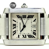 Cartier Tank Francaise Automatic 99% NEW