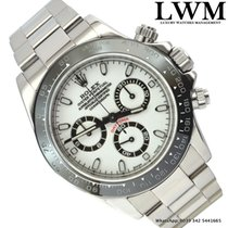 Rolex Daytona 116520 modified model 116500LN Cerachrom Basilea