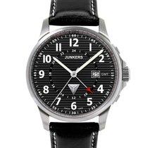 Junkers Herrenuhr GMT Tante JU, 6848-2